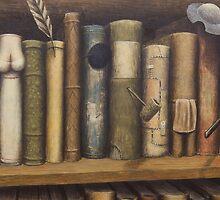 Bibliomania by Craig Wetzel