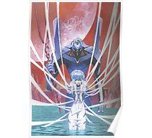 Neon Genesis Evangelion - Rei Ayanami - UNIT Poster