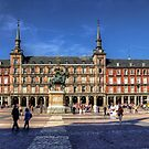 Plaza Mayor by Tom Gomez