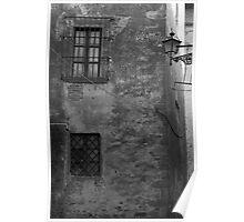 Castiglion Fibocchi, Windows Poster