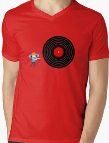 U Rollin' GOOD! Mens V-Neck T-Shirt