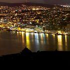 St. John's Harbour by Eunice Gibb