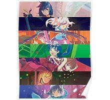 Monogatari Series: Second Season - Mashup Poster