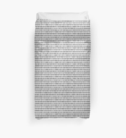 The Binary Code Duvet Cover