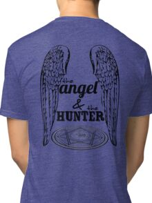 The Angel & The Hunter Tri-blend T-Shirt