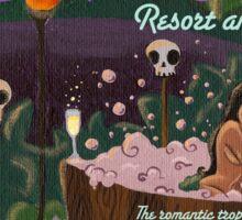 Lagoon Of Love Sticker