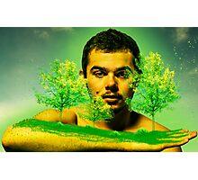 Nature God Photographic Print