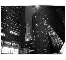 Bright Lights Big City Poster