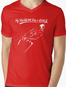 Richard III Mens V-Neck T-Shirt