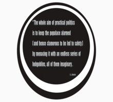 """""""practical politics"""" Kids Clothes"""