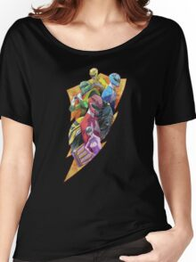 Angel Grove Class Reunion Women's Relaxed Fit T-Shirt