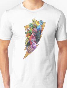 Angel Grove Class Reunion T-Shirt