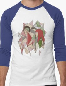 Some Doctor Who I Used To Know Men's Baseball ¾ T-Shirt