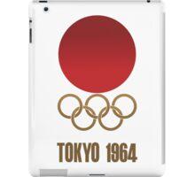 Tokyo 1964 - Olympics - Render iPad Case/Skin