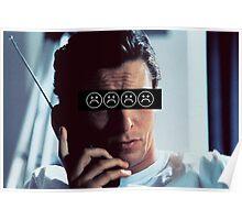 Patrick Bateman - Christian Bale - SADBOYS Poster