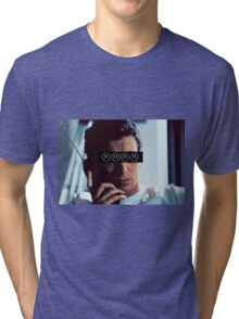 Patrick Bateman - Christian Bale - SADBOYS Tri-blend T-Shirt