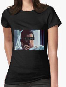 Patrick Bateman - Christian Bale - SADBOYS Womens Fitted T-Shirt
