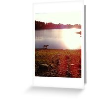 The Simple Days Greeting Card