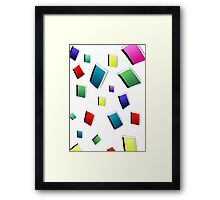 The Window To My Soul Framed Print