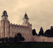 Manti Temple #2 by blue42