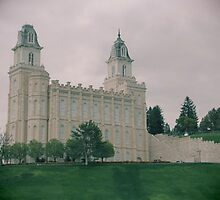 Manti Temple #3 by blue42