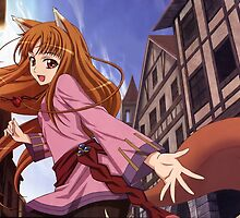 Ookami to Koushinryou - Spice and Wolf - Holo  by frc qt