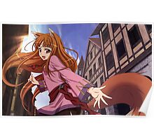 Ookami to Koushinryou - Spice and Wolf - Holo  Poster