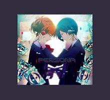 Persona - Makoto Yuki and Yukari Takeba - Guns (With Title) Unisex T-Shirt