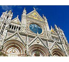 Duomo di Siena Photographic Print