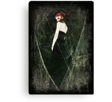 Black Widow II Canvas Print