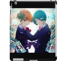 Persona - Makoto Yuki and Yukari Takeba - Guns iPad Case/Skin
