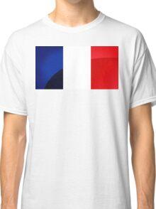 France Flag Circle Classic T-Shirt