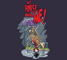 My Horse Owns Me Hoodie