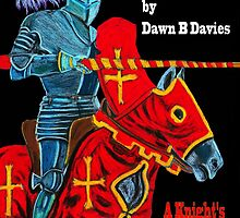 A Knight's Tale, Book 3, Challenge of a Unicorn kids E-Book by Dawn B Davies-McIninch