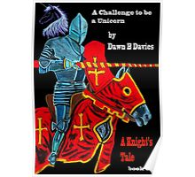 A Knight's Tale, Book 3, Challenge of a Unicorn kids E-Book Poster
