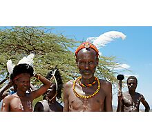 Maasai Photographic Print