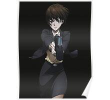 Psycho-Pass - Akane Tsunemori Poster