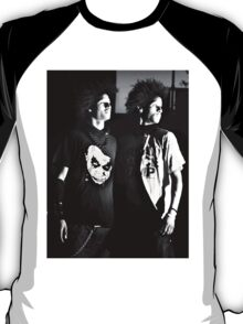 Les Twins (black) T-Shirt