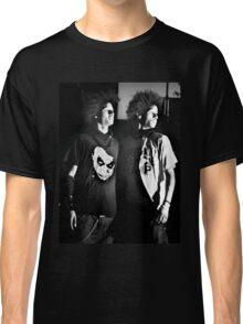 Les Twins (black) Classic T-Shirt