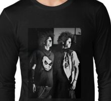 Les Twins (black) Long Sleeve T-Shirt