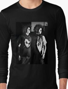 Les Twins (black) Long Sleeve T-Shirt