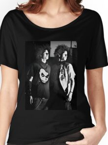Les Twins (black) Women's Relaxed Fit T-Shirt