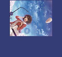 Saekano: How to Raise a Boring Girlfriend - Saenai Kanojo no Sodate-kata - Megumi Katou (text) Unisex T-Shirt