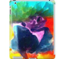 Rainbow Parrot iPad Case/Skin