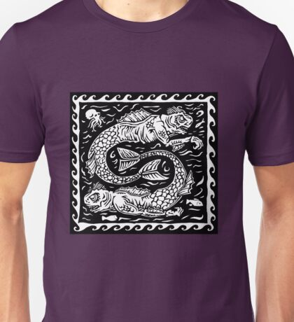 The Deep Ones (Full print)  Unisex T-Shirt