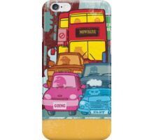 London Traffic iPhone Case/Skin