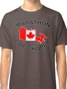 Marathon of Hope, 1980 v4 Classic T-Shirt