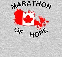 Marathon of Hope, 1980 v4 Unisex T-Shirt