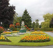 Oswestry Park Shropshire UK by AnnDixon