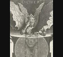 LUCIFER - CORNELIS GALLE- ENGRAVING - 1595 Unisex T-Shirt